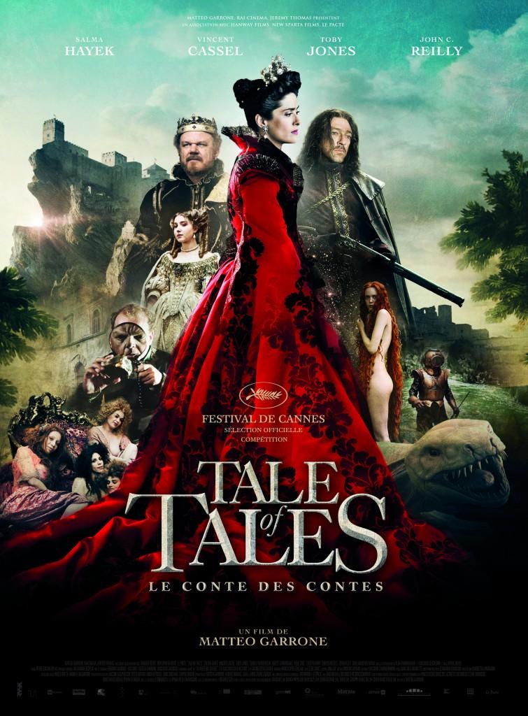 Gagnez 5×2 places pour le film Tale of Tales qui sort le 1er juillet !