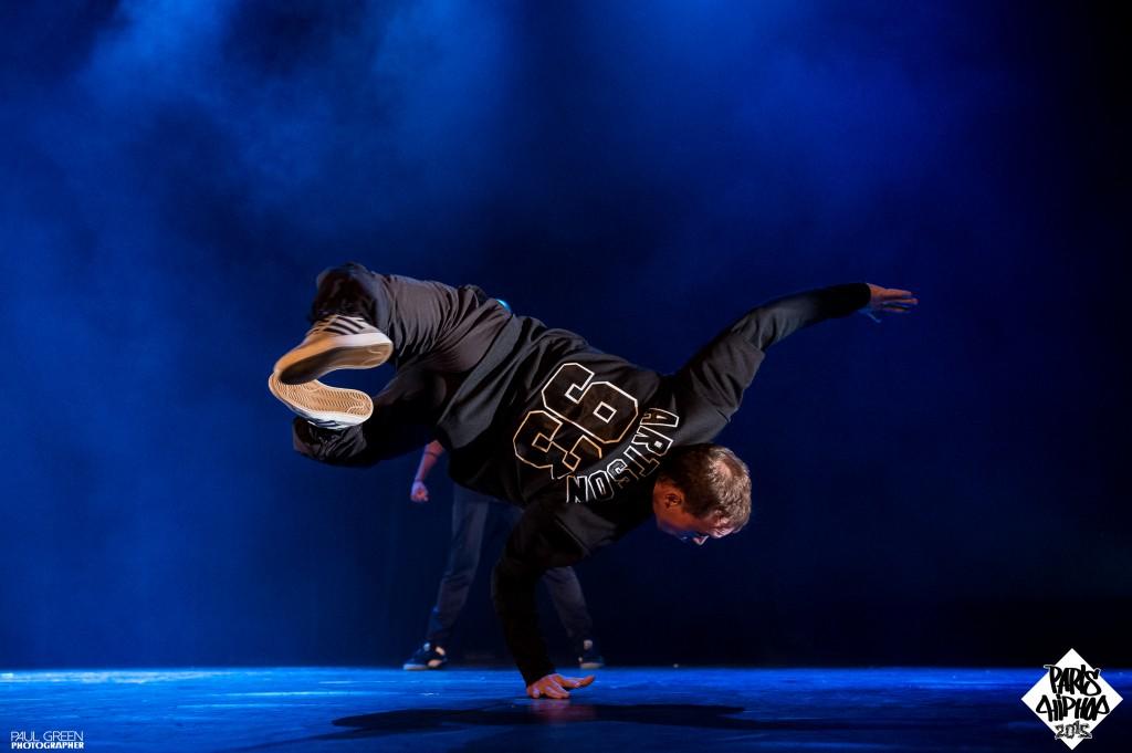 Paris Danse Hip Hop, le pari réussi de la danse hip-hop au Casino de Paris