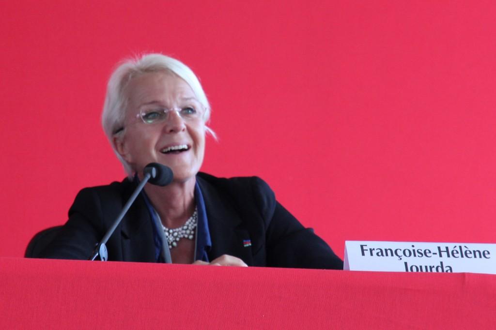 L'architecte écolo Françoise-Hélène Jourda est décédée