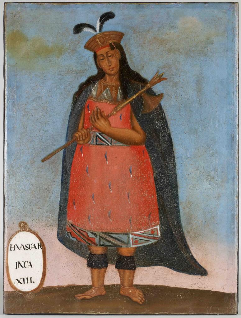 «L'inca et le conquistador» au quai Branly : regards croisés
