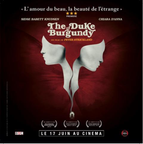 Gagnez 10×2 places pour le film «The Duke of Burgundy» !