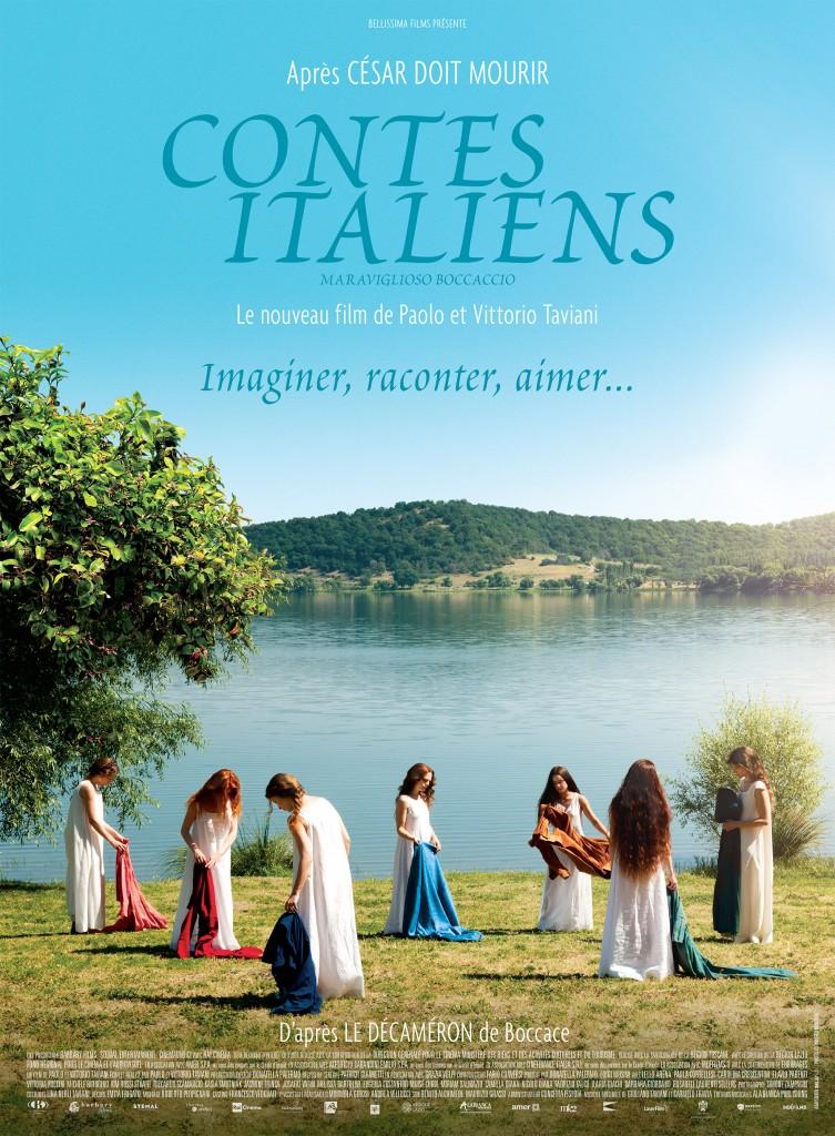 [Critique] « Contes italiens » : les frères Taviani peignent leur Decameron