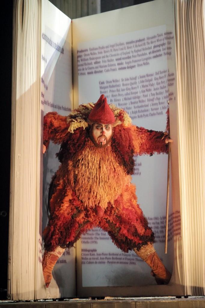 Falstaff à l'Opéra de Marseille : ramage et plumage de haute volée!