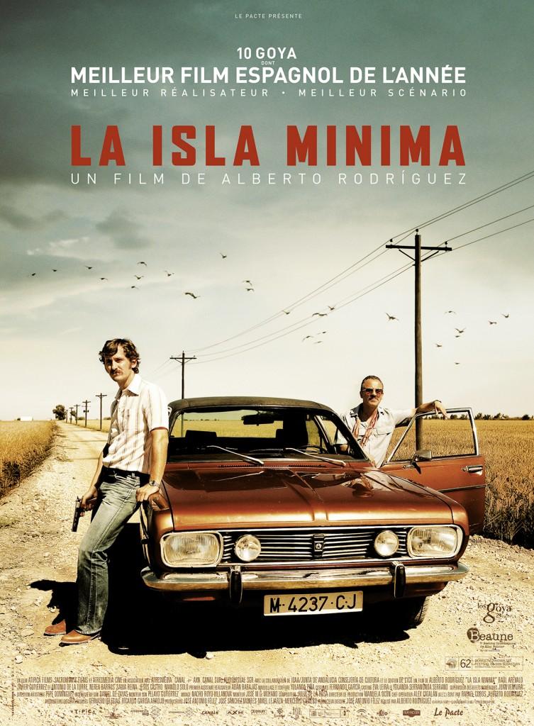 Gagnez 5×2 places pour le film «La isla minima» d'Alberto Rodríguez !