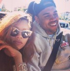 Rihanna-and-Chris-Brown-Instagram