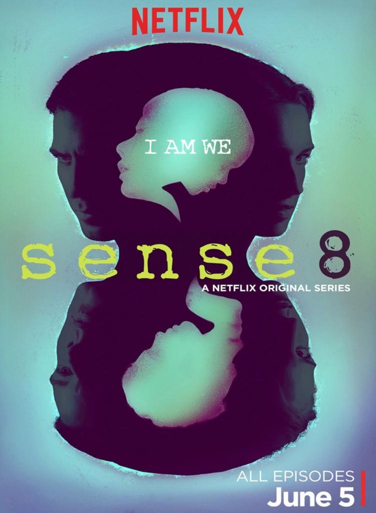 SENSE8 sur Netflix, la communion des «Sensates»