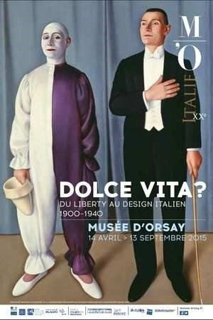 Mouvements esthétiques italiens du premier XXe siècle, par-delà le fascisme