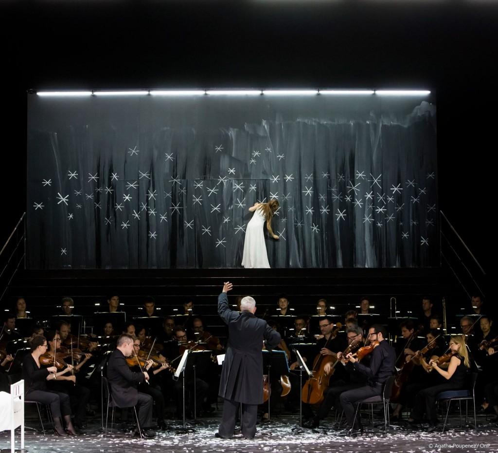 Une «Alceste» sobre crayonnée par le duo Minkowski / Py à l'Opéra Garnier