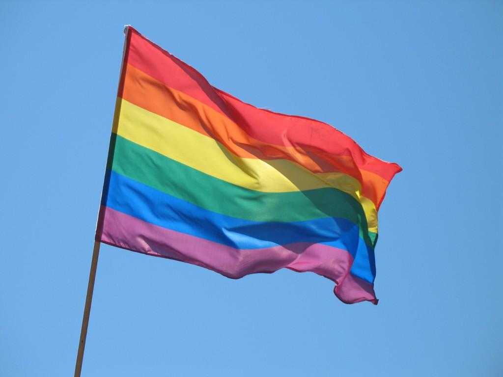 Le drapeau arc-en-ciel entre au MoMA