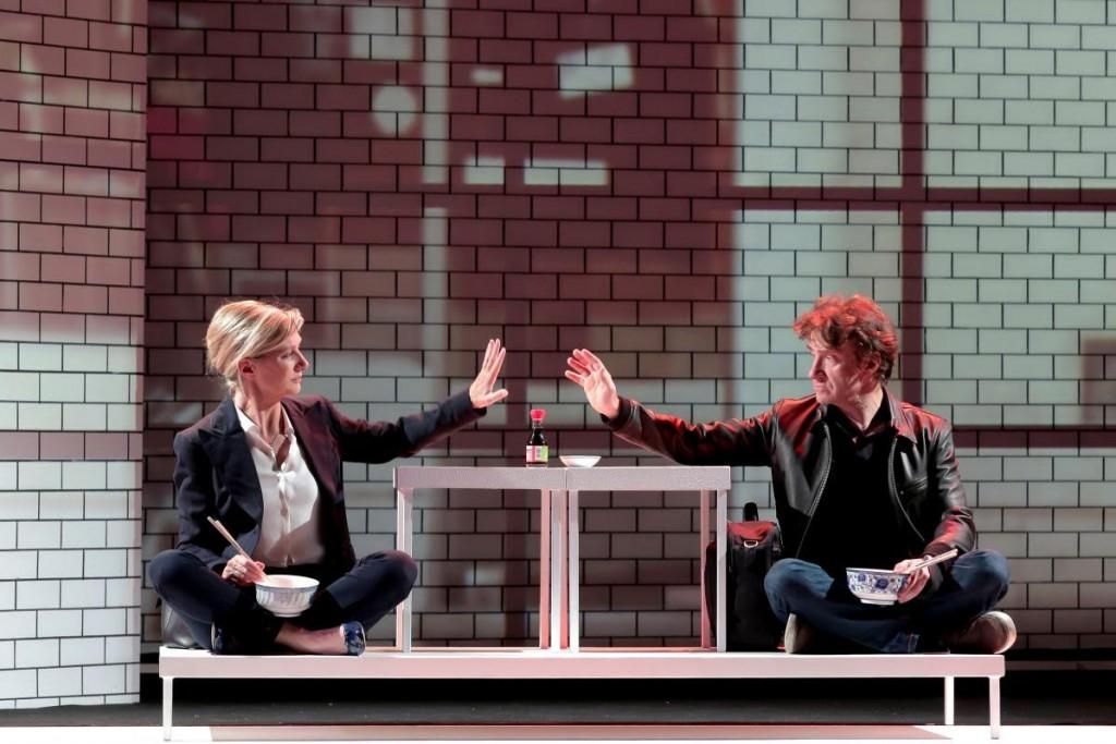 «Les Heures Souterraines» au Théâtre de Paris