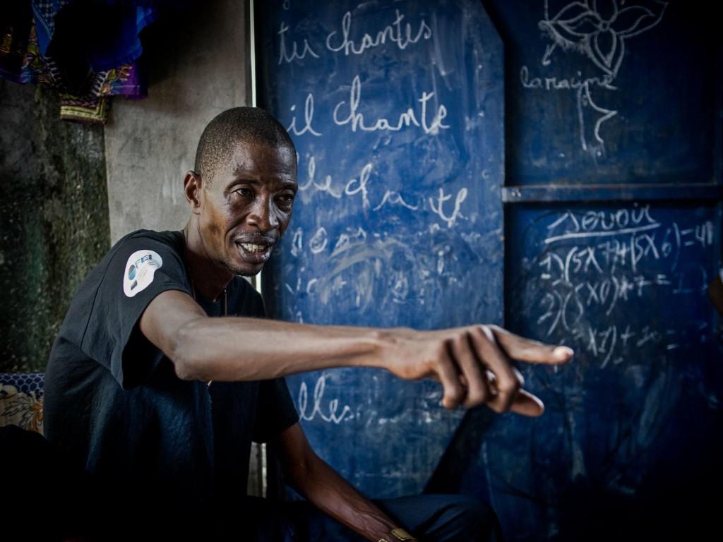 [Portrait] Jupiter, des faubourgs de Kinshasa aux sommets de Hyde Park, allers-retours