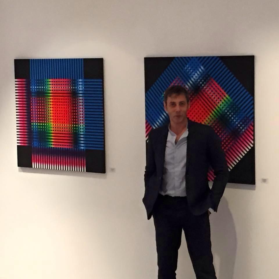 [Interview] Nicolas Panayotou : «C'est un travail de résistant pour moi la peinture. Tu résistes au temps.»