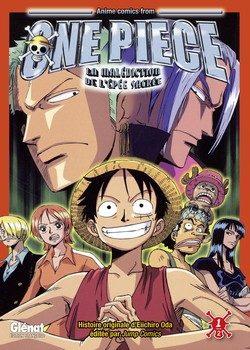 «One Piece, La malédiction de l'épée sacrée» tome 1 et 2