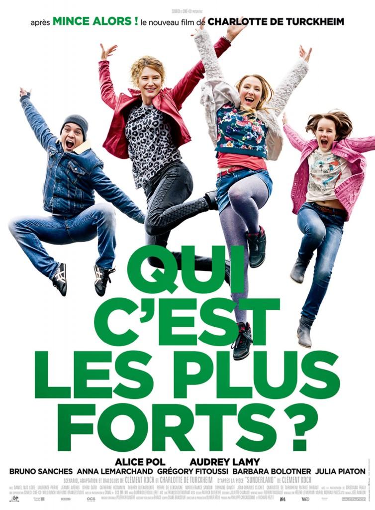 Box-Office France semaine : Bides consommés pour «Qui c'est les plus forts» de Charlotte de Turkheim et «On voulait tout casser»