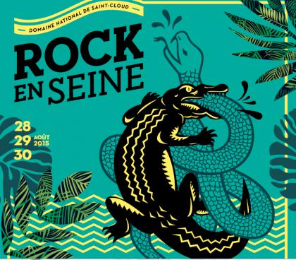 La programmation de Rock en Seine est tombée !