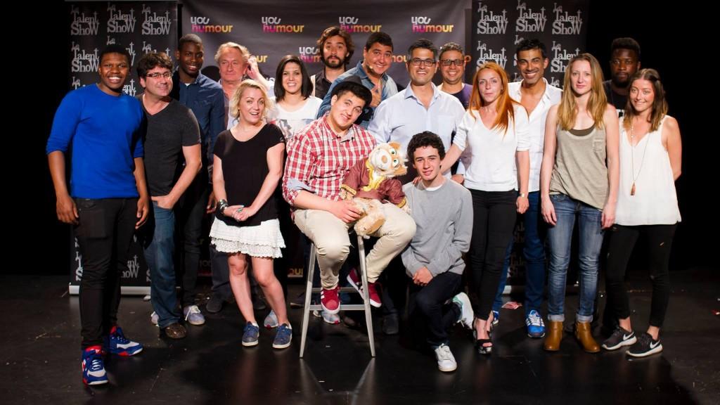 Talent Show et you humour couronnent Lenny Harvey «Humoriste de demain»