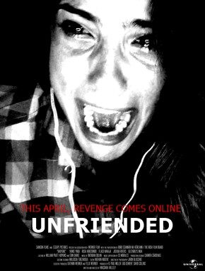 [Critique] « Unfriended » film d'horreur Skype / Facebook plutôt malin jouant habilement de son concept radical