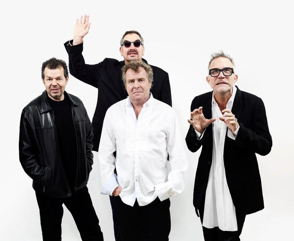 ATTENTION / CONCERT ANNULE / Le Pop Group, légende du post punk de Bristol, revient et débarque à Paris