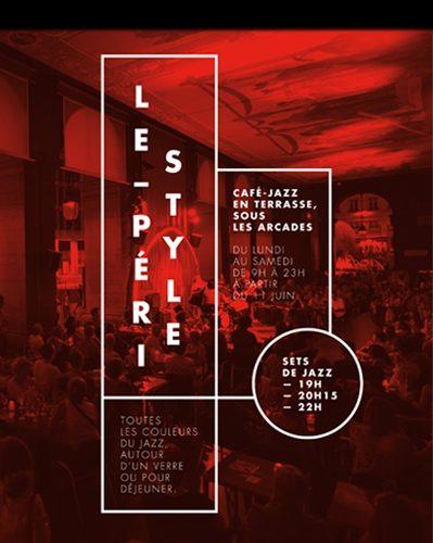 Si ça «jazz à Vienne», ça Péristyle à Lyon !