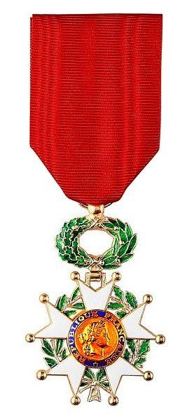 Légion d'honneur : le domaine culturel bien représenté