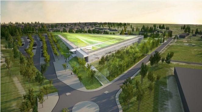 La nouvelle réserve du Louvre gérée par une agence britannique
