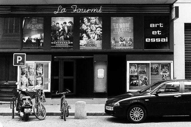 Lyon : Le cinéma indépendant «La Fourmi» est sauvé