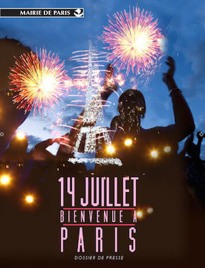Bals, spectacles, festivités : L'agenda des 13 et 14 juillet à Paris