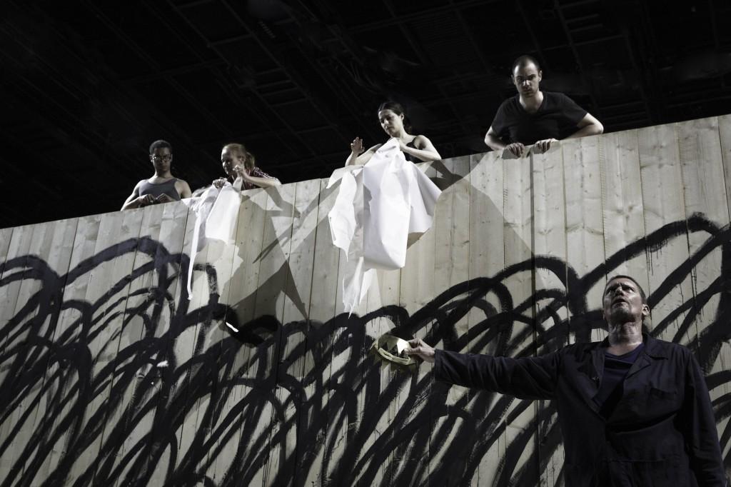 [Festival d'Avignon] Un «Roi Lear» sans folie ouvre le Festival d'Avignon
