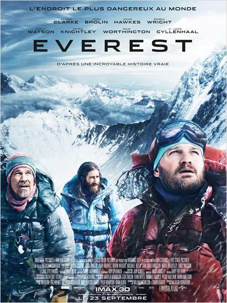 La Mostra 2015 de Venise ouvrira avec «Everest»