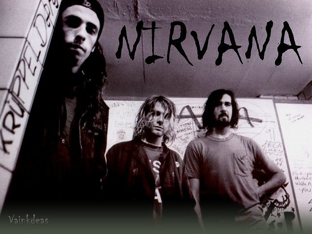 Les premières photos du concert de Nirvana dévoilées par une ado