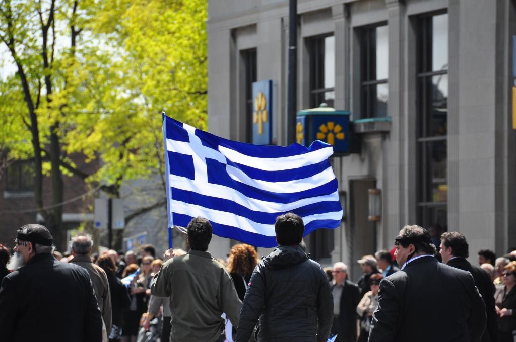 Grèce : un financement participatif lancé pour sauver le pays