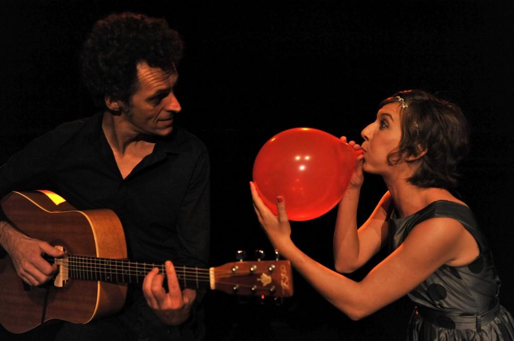 [Avignon Off] «Bulle», un concert pour les tout petits