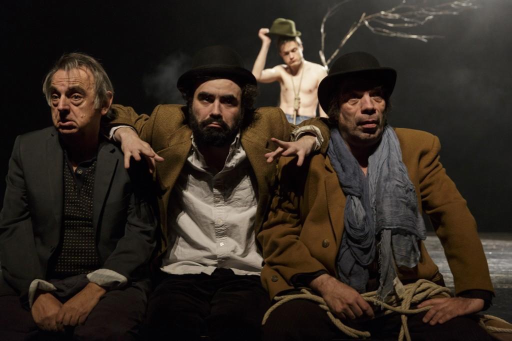 [Avignon Off] «En attendant Godot» tout en contrastes et en interprètes remarquables