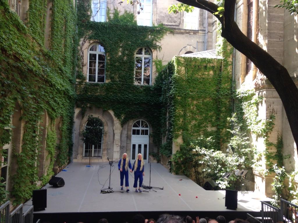 [Festival d'Avignon] Sujets à vif A, un «A» comme «Autrement»