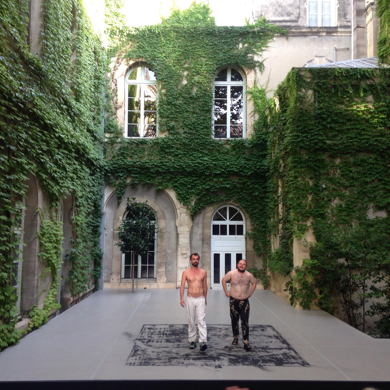 Festival D 39 Avignon Sujets Vif Un B Comme Bien