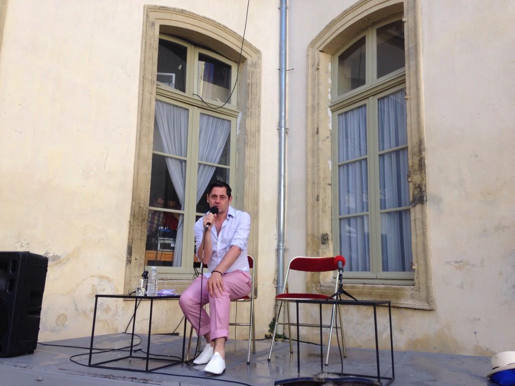 [Festival d'Avignon] Olivier Py : «Revenir aux origines, c'est être original»