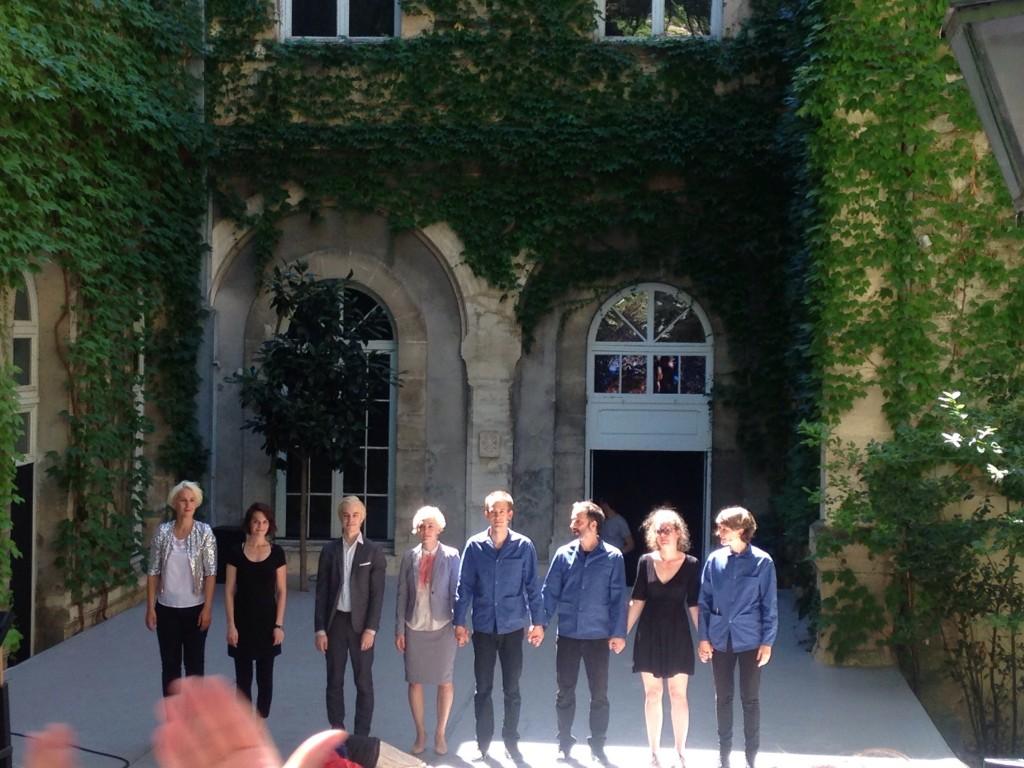 [Festival d'Avignon] «XS», la performance se met à table