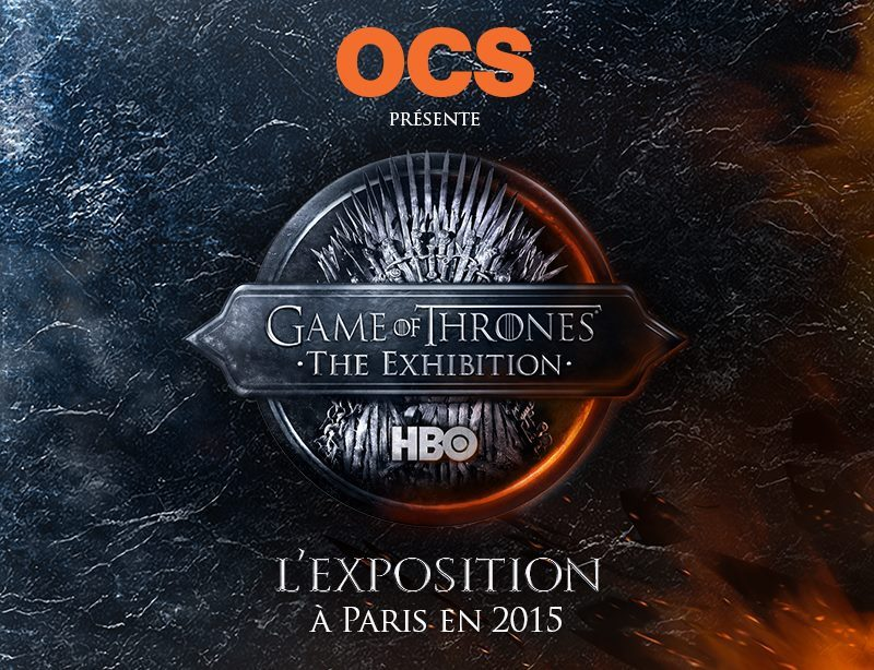 « Game of Thrones l'exposition » débarque à Paris