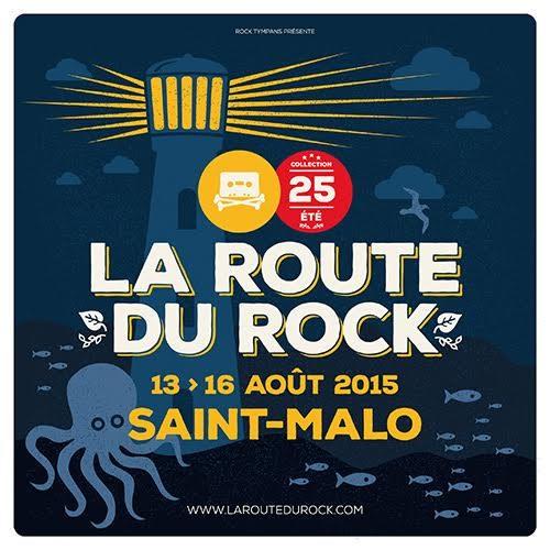 Gagnez 2 pass et 10 compiles de l'édition 2015 de La Route du Rock