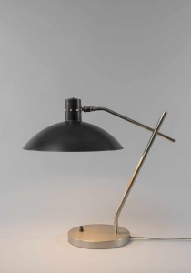 Lampe 258- Jacques Biny Edition Luminalite Courtesy galerie Pascal Cuisinier