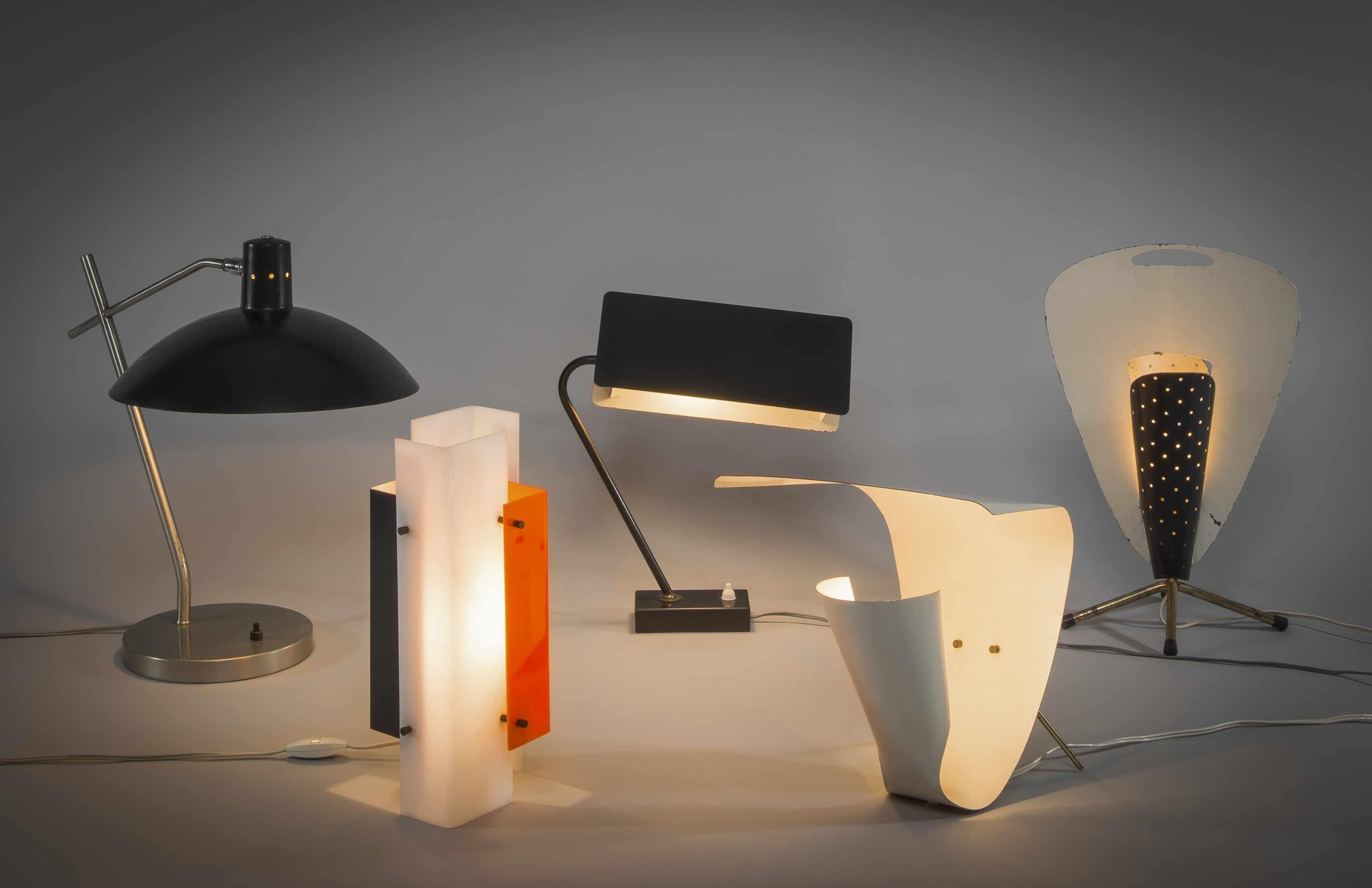 architectural minimaliste le design fran ais des ann es 1950 la galerie pascal cuisinier. Black Bedroom Furniture Sets. Home Design Ideas