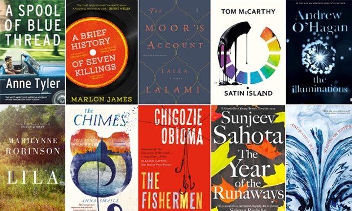 La shortlist du Prix Man Booker 2015 dévoilée