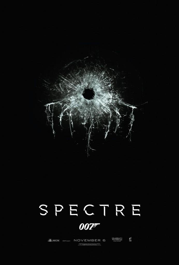 James Bond de retour avec Spectre