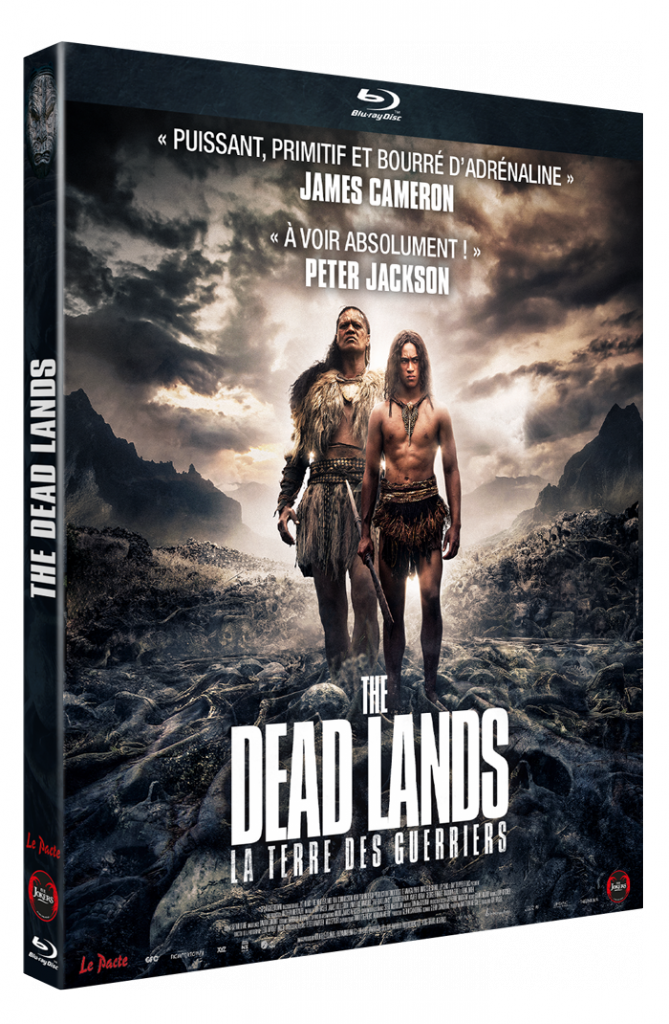 Gagnez 3 DVDs et 2 Blu-Ray du film de Toa Fraser, The Dead Lands