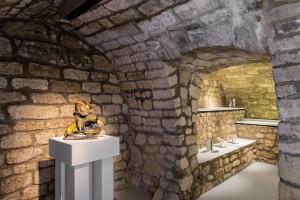 Vue d'une des salles de la galerie ©Hugard&Vanoverschelde