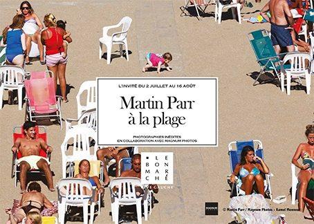 Le photographe Martin Parr exposé aux trois coins de la France