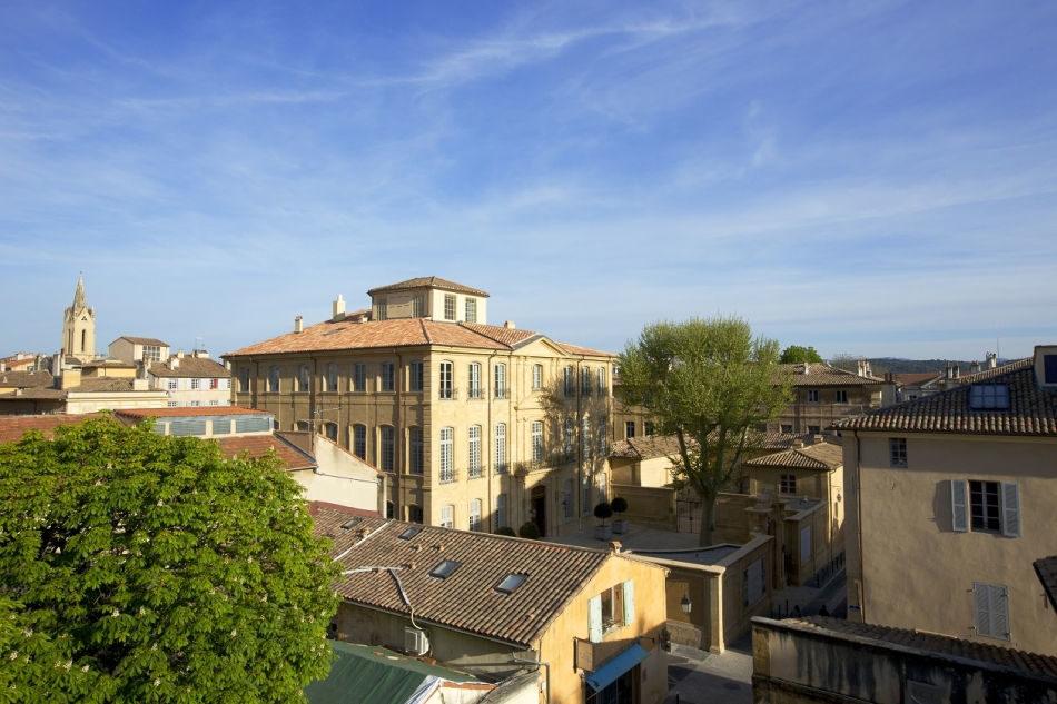 Centre d'Art Caumont à Aix-En-Provence