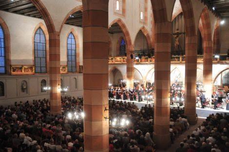 [Live-Report] Festival de Colmar, Soirée russe à l'église Saint-Matthieu, mardi 7 juillet 2015