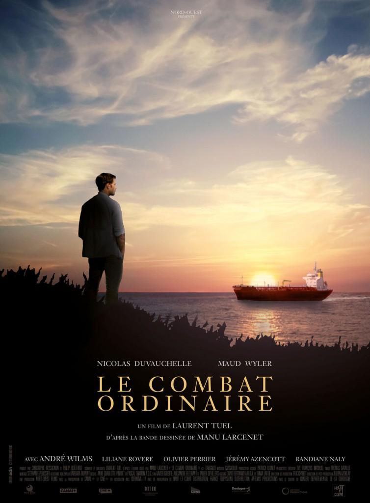 [Critique] « Le Combat ordinaire » Nicolas Duvauchelle dans l'adaptation cinéma de la BD de Manu Larcenet
