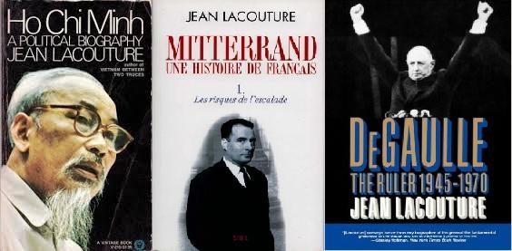 Décès du journaliste et historien Jean Lacouture